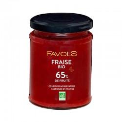Confiture Fraise d'Aquitaine