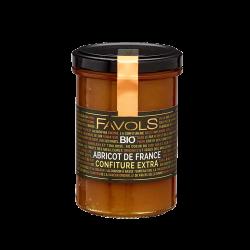Favols - Confiture Abricot de France bio