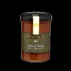 Favols - Confiture Coing de France bio