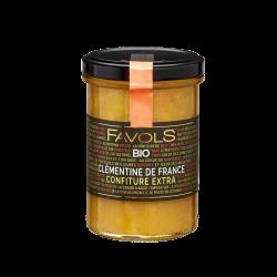 Favols - Confiture Clémentine de France bio