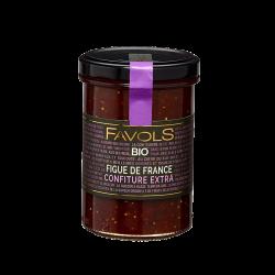 Favols - Confiture Figue de France bio