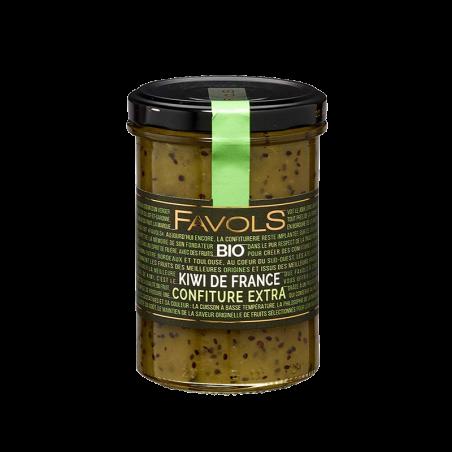 Favols - Confiture Kiwi de France bio