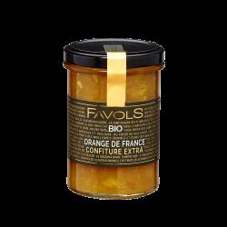 Favols - Confiture Orange de France bio