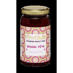Favols - Bonne Fête (Framboise Biscuit Rose de Reims)