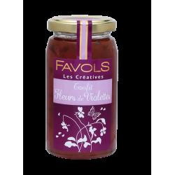 Favols - Confit de Fleurs de Violettes