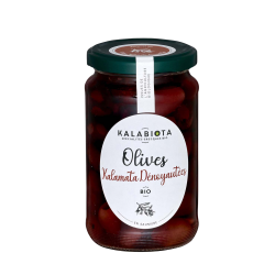 Olives noires Kalamata...