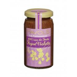Figue violette