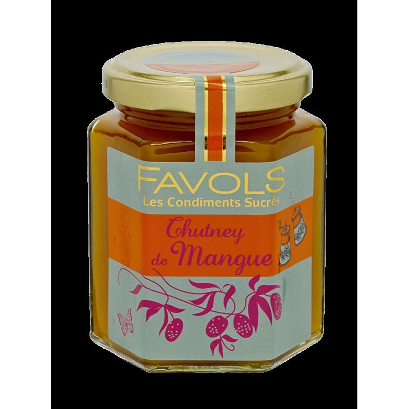 Favols - Chutney de Mangue